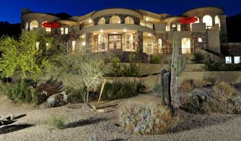 Typical Canyon Reserve Home