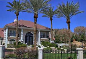 One of the Many Styles of Custom Estates Homes