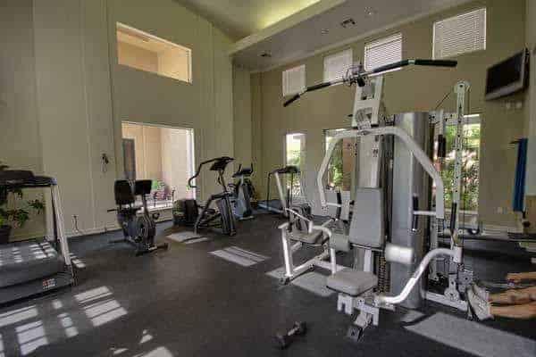 Ahwatukee San Simeon Exercise Room