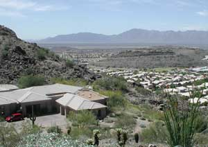 Elevated Views from Tapestry Canyon