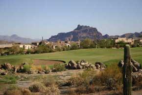 Mesa Golf Courses Rock!